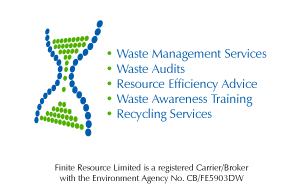 Waste Management Business Card