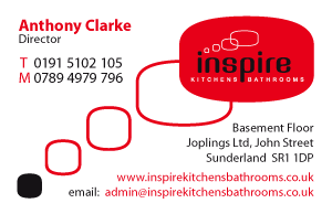 Kitchens and Bathrooms Business Card