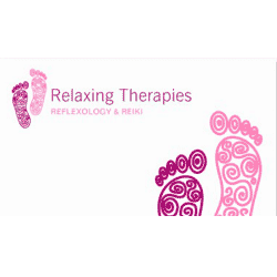 Reflexology Business Cards